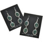 Native American Gemstone Earrings 29064