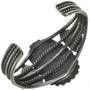Sterling Silver Cuff Bracelet 28629