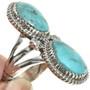 Ladies Turquoise Pointer Ring 28518