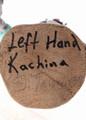 Signed Kachina Doll 23138