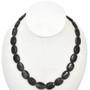 13mm by 18mm Kyanite Beads 16 inch Strand