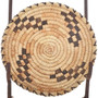 Tohono O'odham Indian Tray Basket 22561