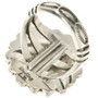 Sterling Southwest Ladies Ring 28773