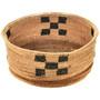 Old Navajo Hand Woven Basket 2897