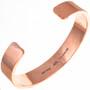 Handmade Copper Silver Bracelet 23626
