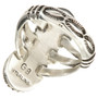 Sterling Native American Ring 25873