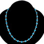 Navajo Turquoise Beaded Necklace 24017