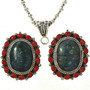 Turquoise Indian Necklaces 29354