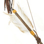 Handcrafted Bow Crossed Arrows 29361
