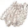 Pale Amethyst Beads 16 inch Long Strand