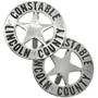 Wild West Lawmen Badges 29200
