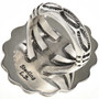 Navajo Sterling Ladies Ring 28947