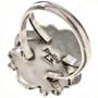 Navajo Sterling Ladies Ring 28683