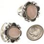 Southwest Pretty Pink Ladies Ring 28683