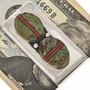 Southwest Indian Turquoise Money Clip 23920