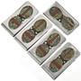 Navajo Inlaid Silver Money Clip 23920