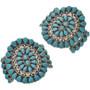 Petit Point Turquoise Bracelets 28694