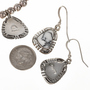 Navajo Handcrafted Necklace Set 29627