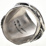 Navajo Sterling Mens Ring 28958