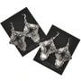Native American Gemstone Earrings 28854