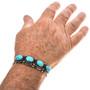 Sterling Silver Cuff  Bracelet 29221