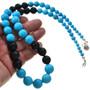 Big Bead Southwest Necklace 29744