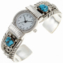 Navajo Turquoise Ladies Watch 24425