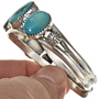 Five Stone Turquoise Bracelet 29234