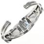 Navajo Crafted Sterling Bracelet 29234