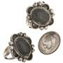 Gemstone Southwest Ladies Rings 28685