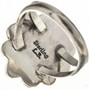Navajo Sterling Ladies Ring 28615