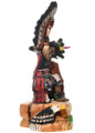 Hand Painted and Carved Kachina Doll 28727