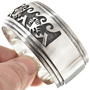 Hopi Style Symbolic Bracelet 26821