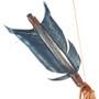 Feather Fletch 29718
