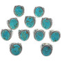 Big Boy Turquoise Mens Rings 29271