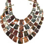 Southwest Slab Necklaces 29054