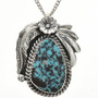 Genuine Turquoise Indian Jewelry 29178