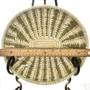 Natural Grasses Southwest Indian Basket 28801