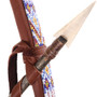 Bone Tipped Sinew Wrapped Arrows 30733