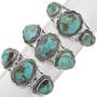 Navajo Turquoise Bracelets 28361