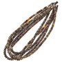 7mm by 9mm Picture Jasper Beads 16 inch Long Strand