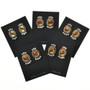 Navajo Gemstone Earrings 28861