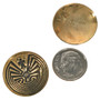 Native American Gold Earrings 29549