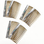 Handmade Sterling Southwest Hair Combs 26798