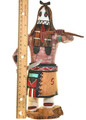 Wonderfully Detailed Kachina Doll