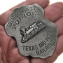 Heroes of the West Silver Replica 29196