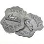 Railroad Silver Special Police Badge 29196