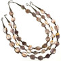 Navajo Chunky Mineral Necklaces 29456