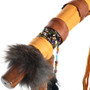 Smokable Indian Ceremonial Peace Pipe 27812