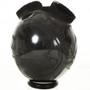 Black Wedding Vase